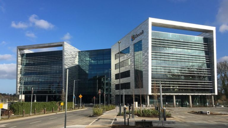 Design a Capability Model: Microsoft HQ Dublin (External)
