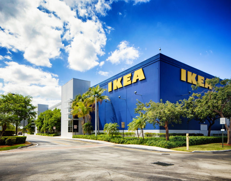 Organisational Restructuring: An IKEA Store